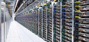 google datacenters