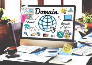 Por que devo registrar um domínio para o meu negócio?