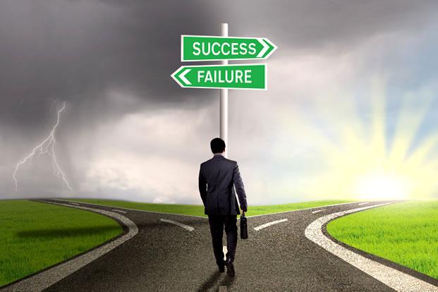 Comprometimento e Responsabilidade, Sucesso e Fracasso