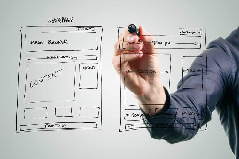 Website - Invista em experiências diferenciadas