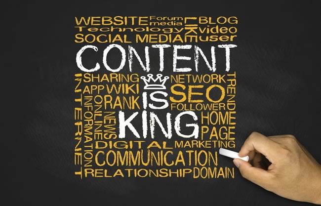 Otimização de sites: Em SEO Conteúdo é Rei