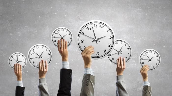 Presença digital - Redução de custos de tempo