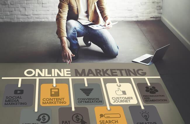 Inovar - Estrategias de marketing e vendas digitais