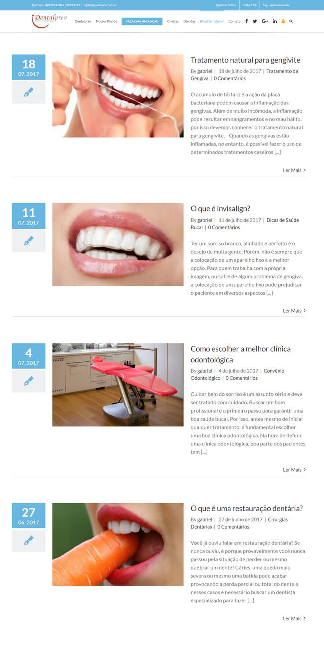 Marketing de conteúdo aplicado à odontologia