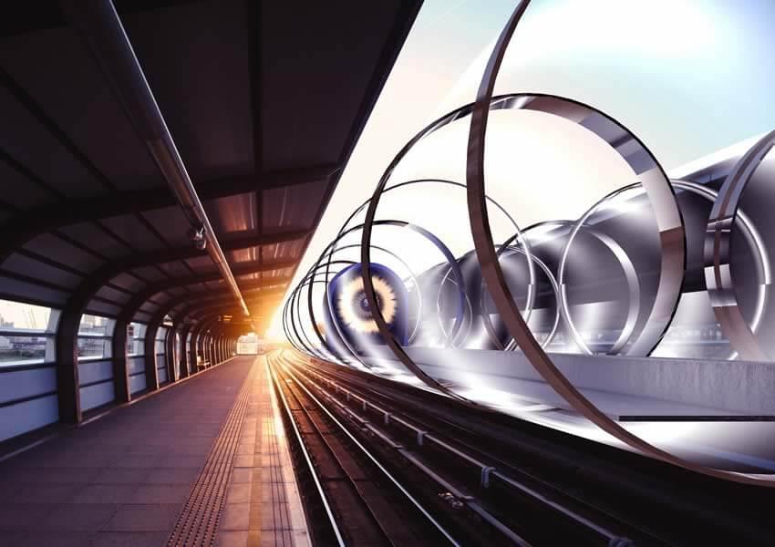 Hyperloop: O transporte do futuro segundo Elon Musk que promete solucionar o problema de mobilidade urbana