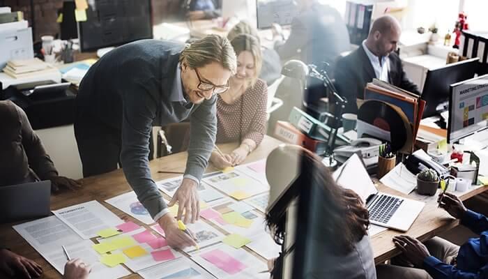 A função do marketing em uma empresa - Gestão de Produtos